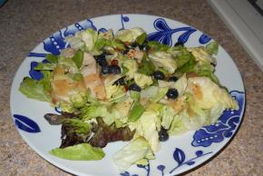 Chicken-Berry Salad Image 2
