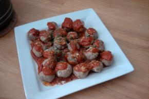 Easy Cheesy Meatballs Image 2