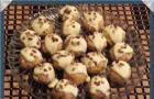 Hawaiian Cookie Balls