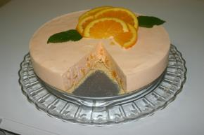 Low-Fat Orange Dream Cheesecake Image 3