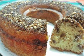 Moist Sour Cream Coffee Cake Image 3