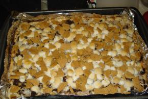 S'Mores Cheesecake Bars Image 2