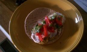 Falafel Sandwich Image 2