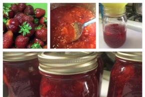 SURE.JELL Strawberry Jam Image 3