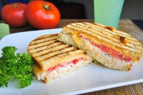 Chicken Salad Panini Image 2