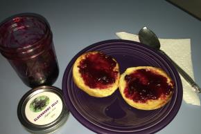 SURE.JELL® Elderberry Jelly Image 2