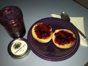 SURE.JELL® Elderberry Jelly Image 2