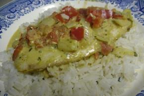 Coconut-Curry Salmon Image 2