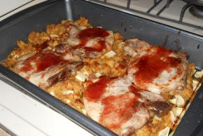 glazed-stuffed-pork-chops-107256 Image 2
