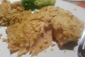 Parmesan Baked Salmon Recipe Image 2