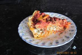 Spaghetti Pie Image 3