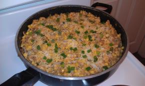 One-Pot Salsa Beef Skillet Image 2