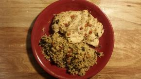Down Home, Southern-Style Chicken & Rice Dinner Image 2