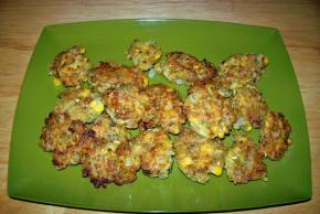 STOVE TOP Skillet Fritters Image 2