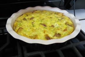 MIRACLE WHIP Potatoes Frittata Image 2
