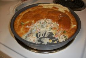Savory Chicken Pot Pie Image 3