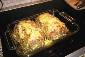 Easy Mexican Meatloaves Image 2