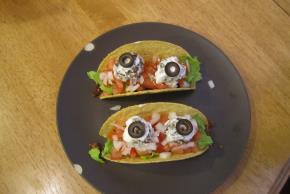 Spooky Eyeball Tacos Image 2