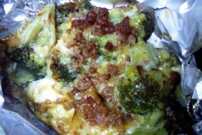 Foil-Pack Chicken & Broccoli Dinner Image 3