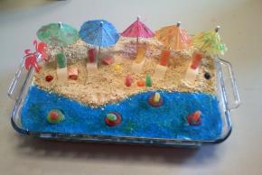 JELL-O Beach Dessert Image 2