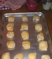 Bacon Appetizer Crescents Image 2