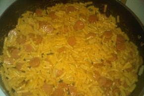 Mac & Cheese Hot Dog Skillet Image 2
