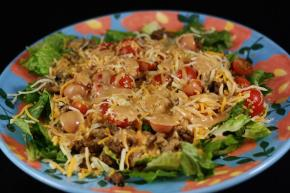Spice-It-Easy Taco Salad Image 3