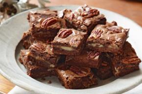 Caramel-Pecan Brownies Image 2