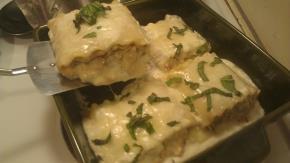 creamy-white-chicken-artichoke-lasagna-125292 Image 1