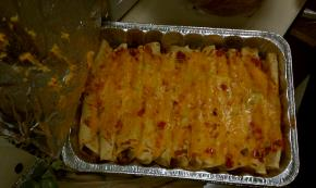 Cheesy Beef Enchilada Recipe Image 3
