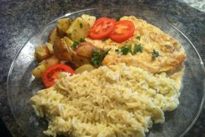 chicken-in-creamy-pan-sauce-107335 Image 1