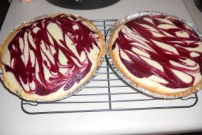 PHILLY Blueberry Swirl Cheesecake Image 2