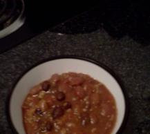 Three-Bean Turkey Chili Image 3