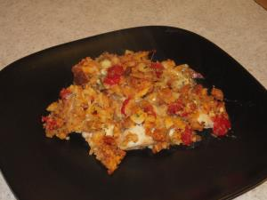 Bruschetta Chicken Bake Image 2